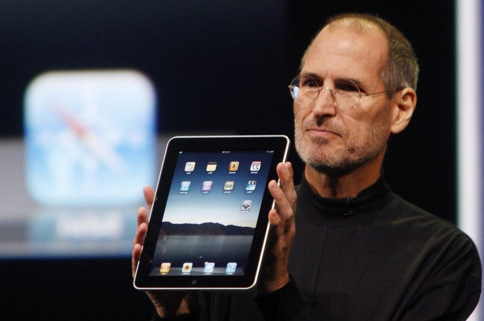 Microsoft's Reaction to the First iPad: A Revelation from the Former Chief of Windows