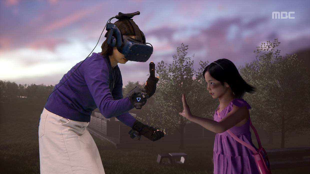 VR Technology Reunites a South Korean Mother with Her Deceased Daughter