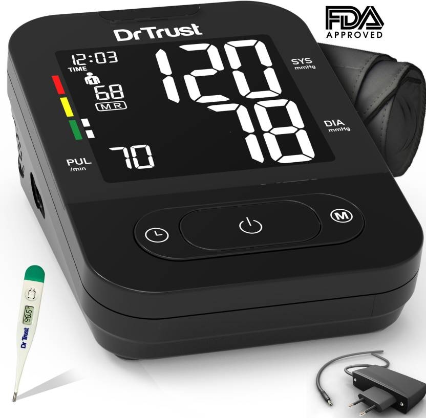 Best Blood Pressure Monitors in India in 2020