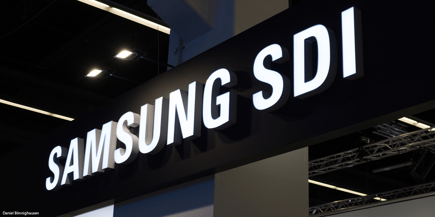 Samsung is back again with its EV Battery revealing Solid-State Module