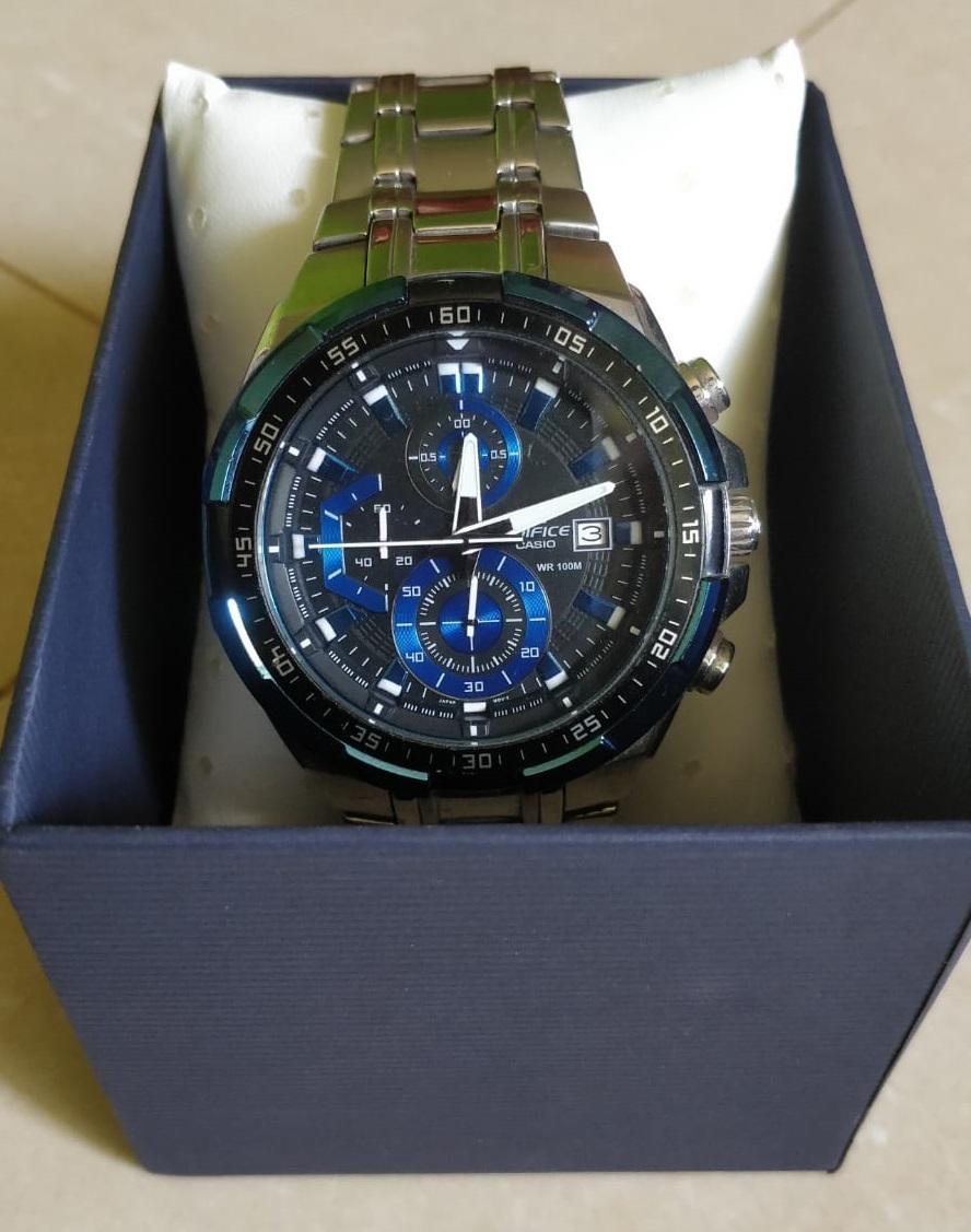 CASIO Edifice EFR-539D-1A2VUDF Men's Watch