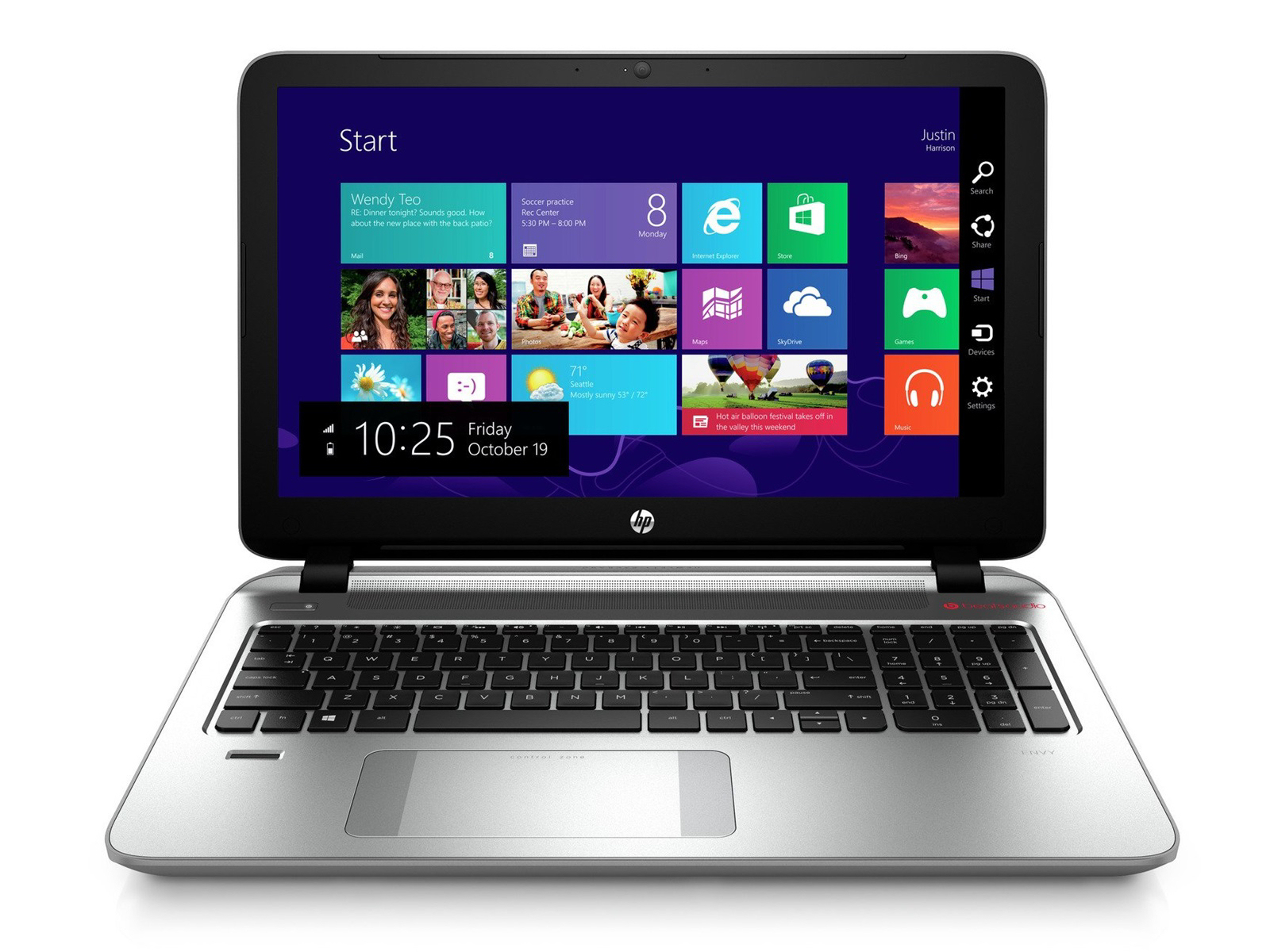 HP Introduces ZBook Workstations and Envy 15 PC for Creative Professionals