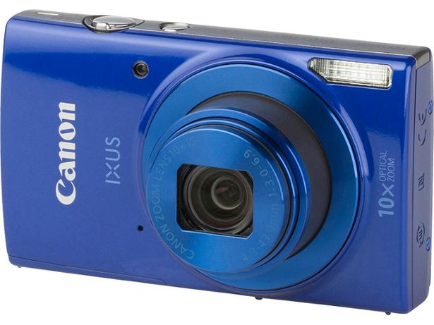 Canon IXUS 190 20 MP Digital Camera