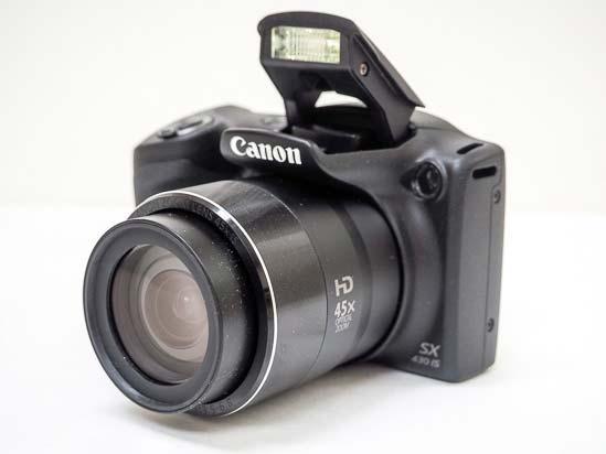Canon PowerShot SX430B Camera