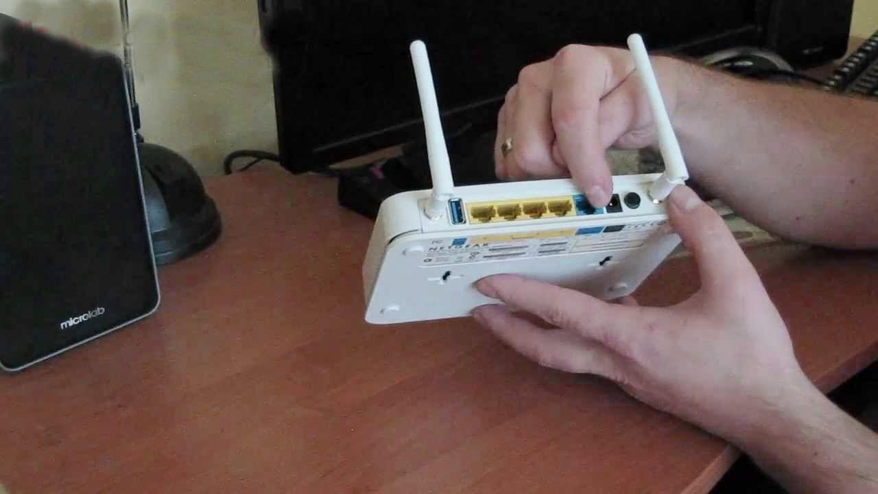 Netgear WNR614 Wireless N 300 WiFi Router