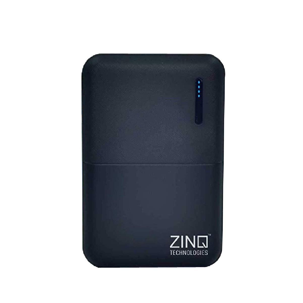 Zinq 10000mAh Li-Polymer Compact Power Bank