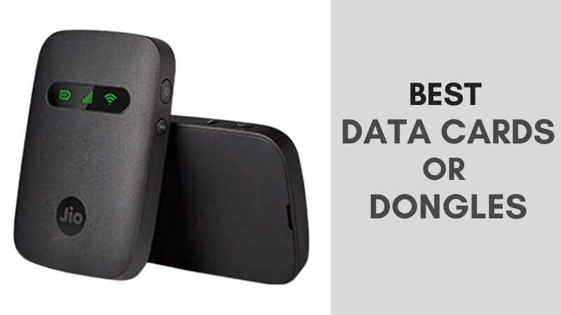 best data cards in india