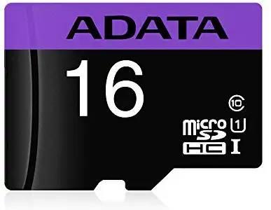 ADATA V10 16GB Class 10